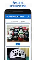 Latest Unique HAT Design - screenshot thumbnail 05