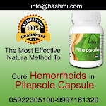 Pilepsole the Natural Capsule to Hemorrhoid Treatment