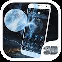 Электрический Гром 3D Theme icon