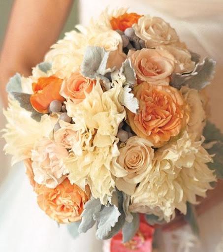 婚礼花束的想法