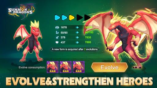 Summon Dragons modavailable screenshots 3