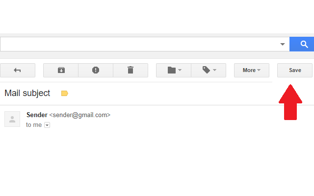 SaveFromGmail