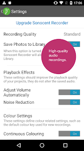 Sonocent Recorder- screenshot thumbnail
