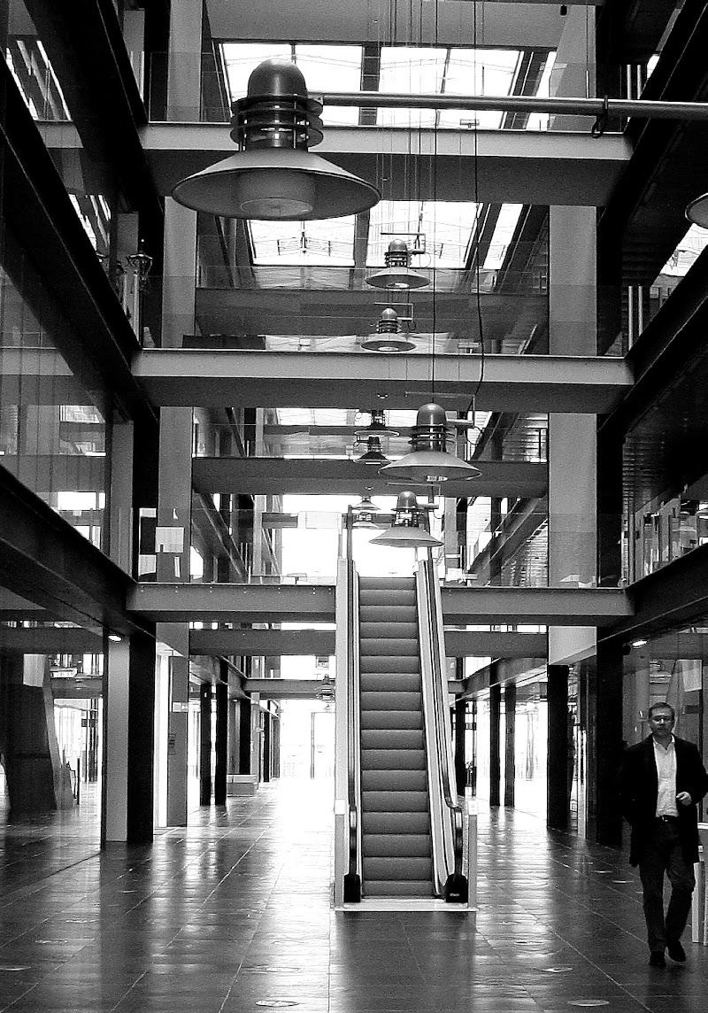 scale mobili di Andrea F