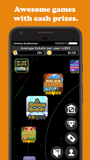 Big Time Cash. Make Money Free screenshots 1