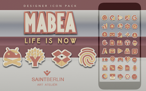 Mabea HD Icon Pack v1.6