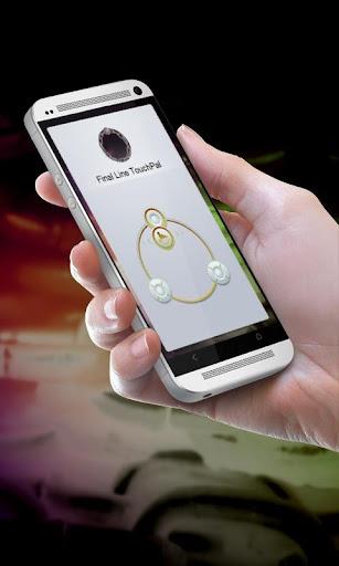最終ライン TouchPal