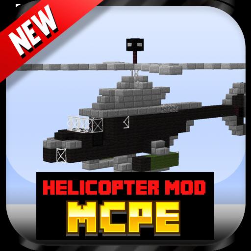 ヘリコプターmodのMCPE` 娛樂 LOGO-玩APPs