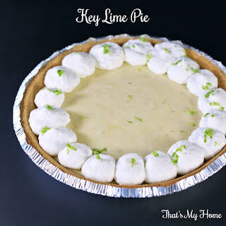 Key Lime Pie Without Condensed Milk Recipes.