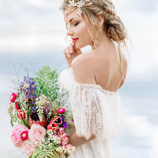 Wedding photographer Anna Bykova (annbykova). Photo of 09.01.2018
