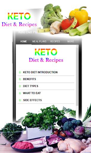 Keto Diet Meal Plan & Recipes 3.4 screenshots 1