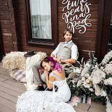 結婚式の写真家Dmitriy Galaganov (DmitryGalaganov)。05.01.2019の写真