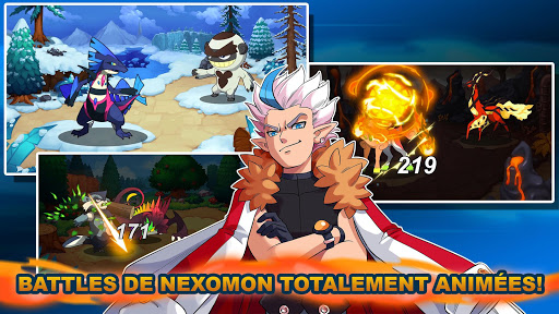 Nexomon astuce APK MOD capture d'écran 1