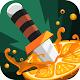 Knife Toss - Hit the Fruit (game)