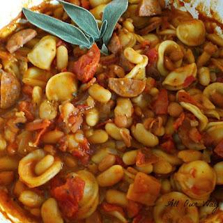 Fagioli al Forno - Italian Baked Beans