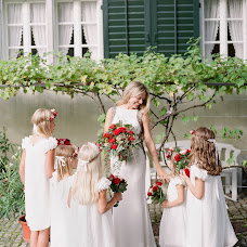 Wedding photographer Oksana Bernold (seashell). Photo of 24.11.2016