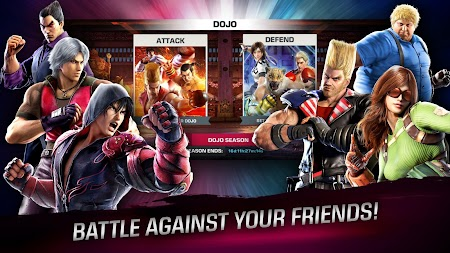 TEKKEN™ APK screenshot thumbnail 7