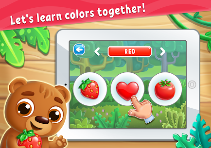 Colors for Kids, Toddlers, Babies – Learning Game 8