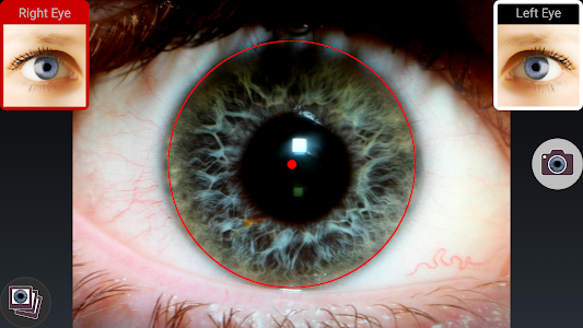 Iridology Unlocker screenshot 1