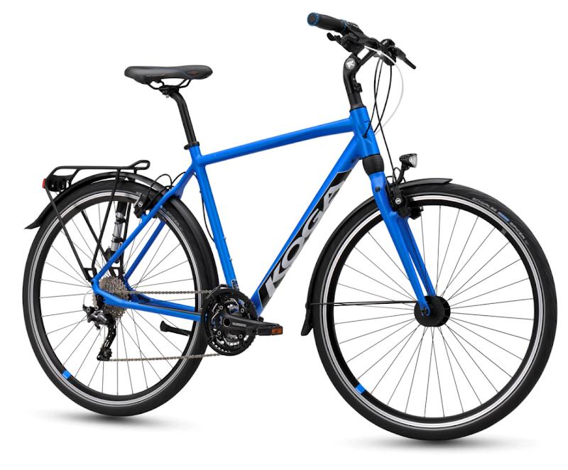 Koga F3 5.1 S Blue 2016