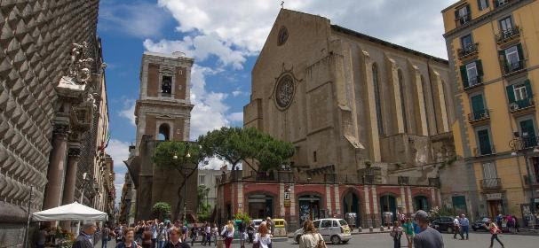 Centro Histórico de Nápoles