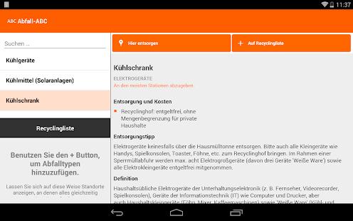 Abfall-App | BSR Screenshot 19