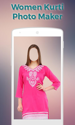 Women Kurti Photo Maker 1.1 screenshots 2