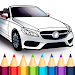 World Cars Coloring Book icon