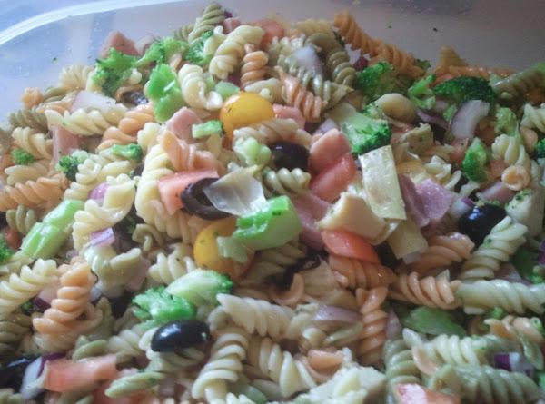 Candy's Italian Pasta Salad Recipe