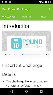 10 Pound Challenge- screenshot thumbnail