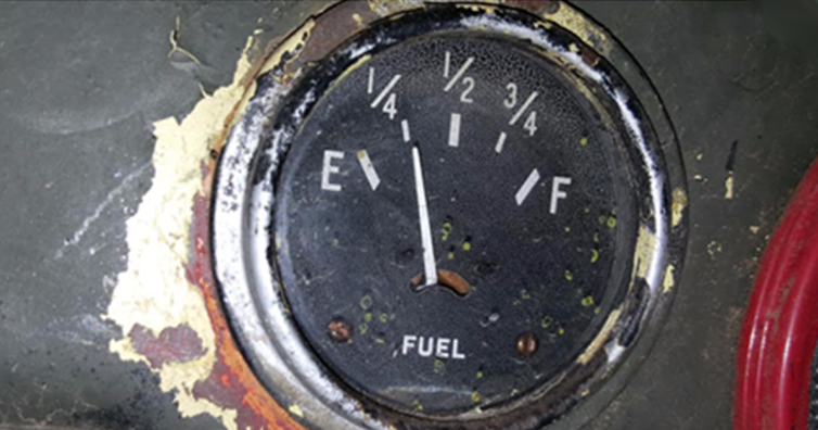 Here's The Reason Why You Shouldn't Run Your Car Low On Gas