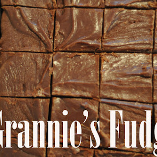 Award Winning Fudge aka Grannie's Fudge aka There's No Other Fudge For Me