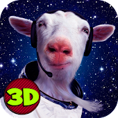 Space Goat Simulator 3D