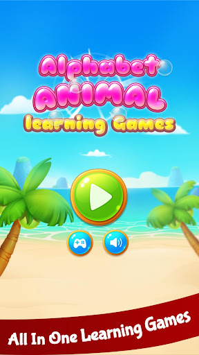 ABC Alphabet animal learning games English phonics 1.0.0 screenshots 1