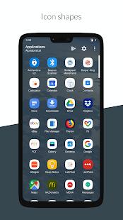 NewsFeed Launcher Screenshot