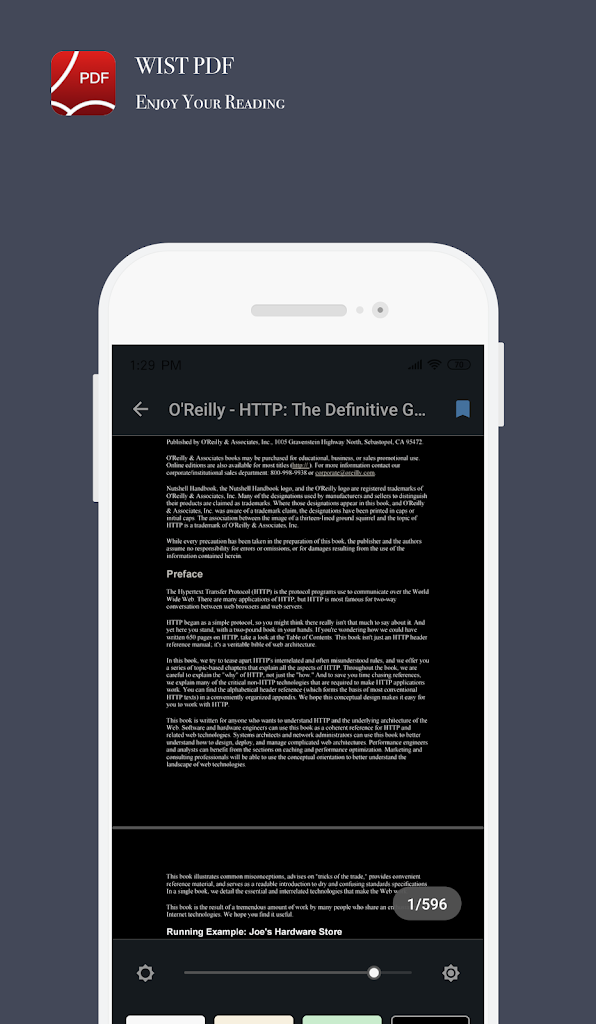 Wist PDF — PDF Reader For Android Phone 1.0.2.017 Apk Download ...