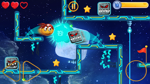 Télécharger Ball Friend - Bounce ball adventure mod apk screenshots 4
