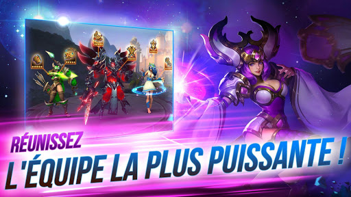 Dungeon Hunter Champions: De l'Action RPG en ligne  captures d'écran 3