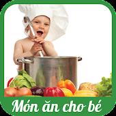 Tải Công thức nấu ăn cho bé yêu miễn phí