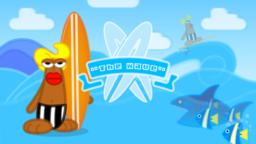 The Wave Surf Tap Adventure