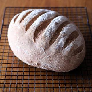 Oaty Loaf Of Bread