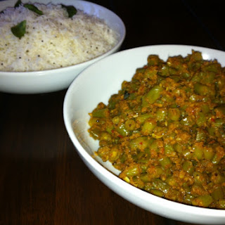 Indian Mustard Seed Rice Recipes.