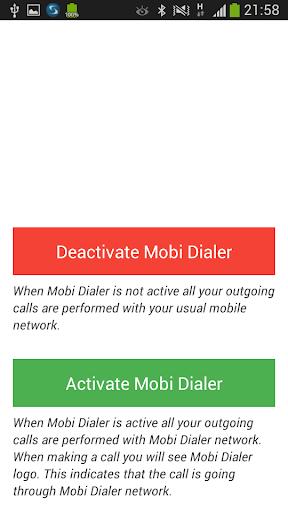 Mobi Dialer