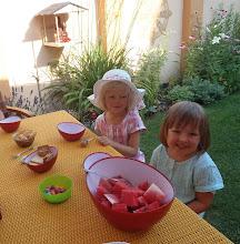 Photo: Karolínka a Kristínka