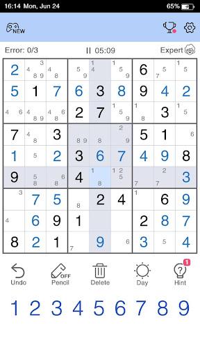 Sudoku android2mod screenshots 2