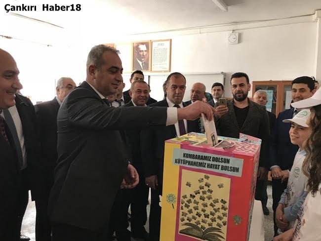 Çankırı Ilgaz,Ilgaz Fatih Sultan Mehmet Ortaokulu,Ilgaz Kaymakamı Muhammed Gürbüz,