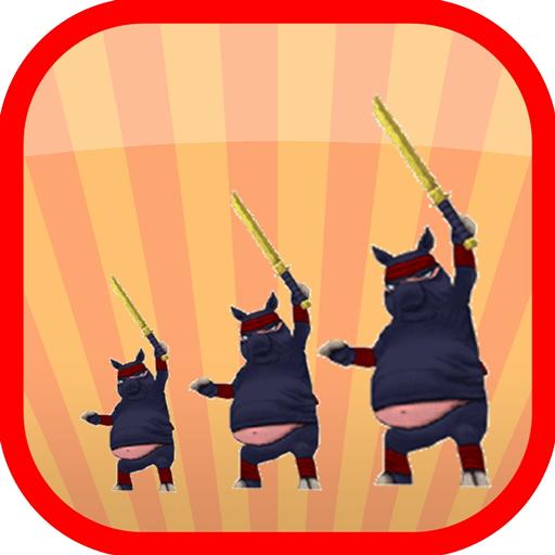 Super Ninja Piggy
