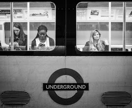 Photo: London #46 - UNDERGROUND  #street #streetphotography #shootthestreet #blackandwhite #blackandwhitephotography #bw #monochrome #london