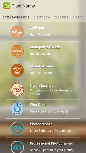 Plant Nanny - Water Reminder screenshot 16