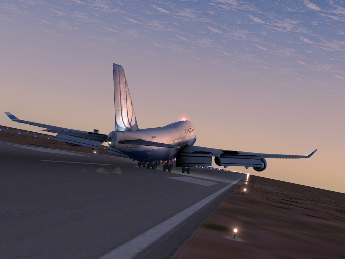 X-Plane 10 Flight Simulator- screenshot
